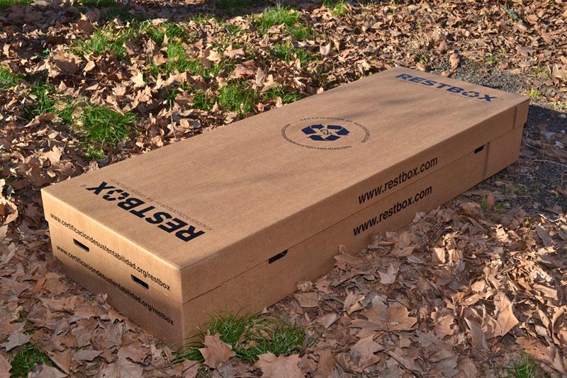 Restbox - Ataúdes Ecologicos