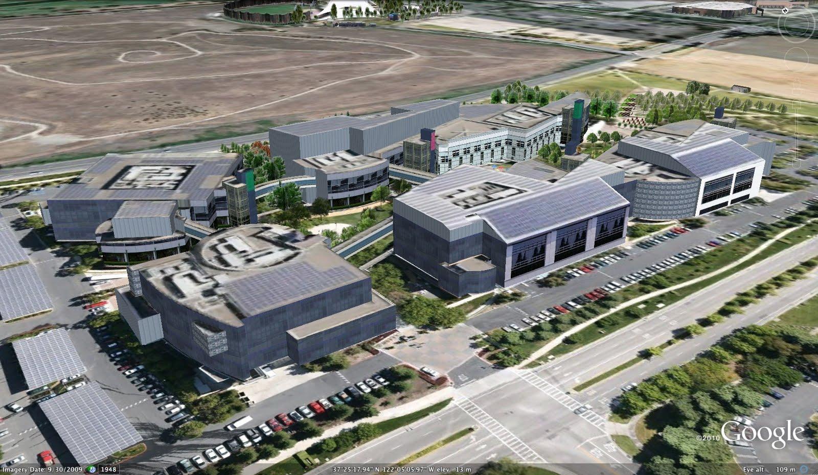 Googleplex - Desarrollo Sustentable