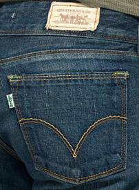 Levis Línea ECO - Etiqueta Verde - Pantalones ecológicos