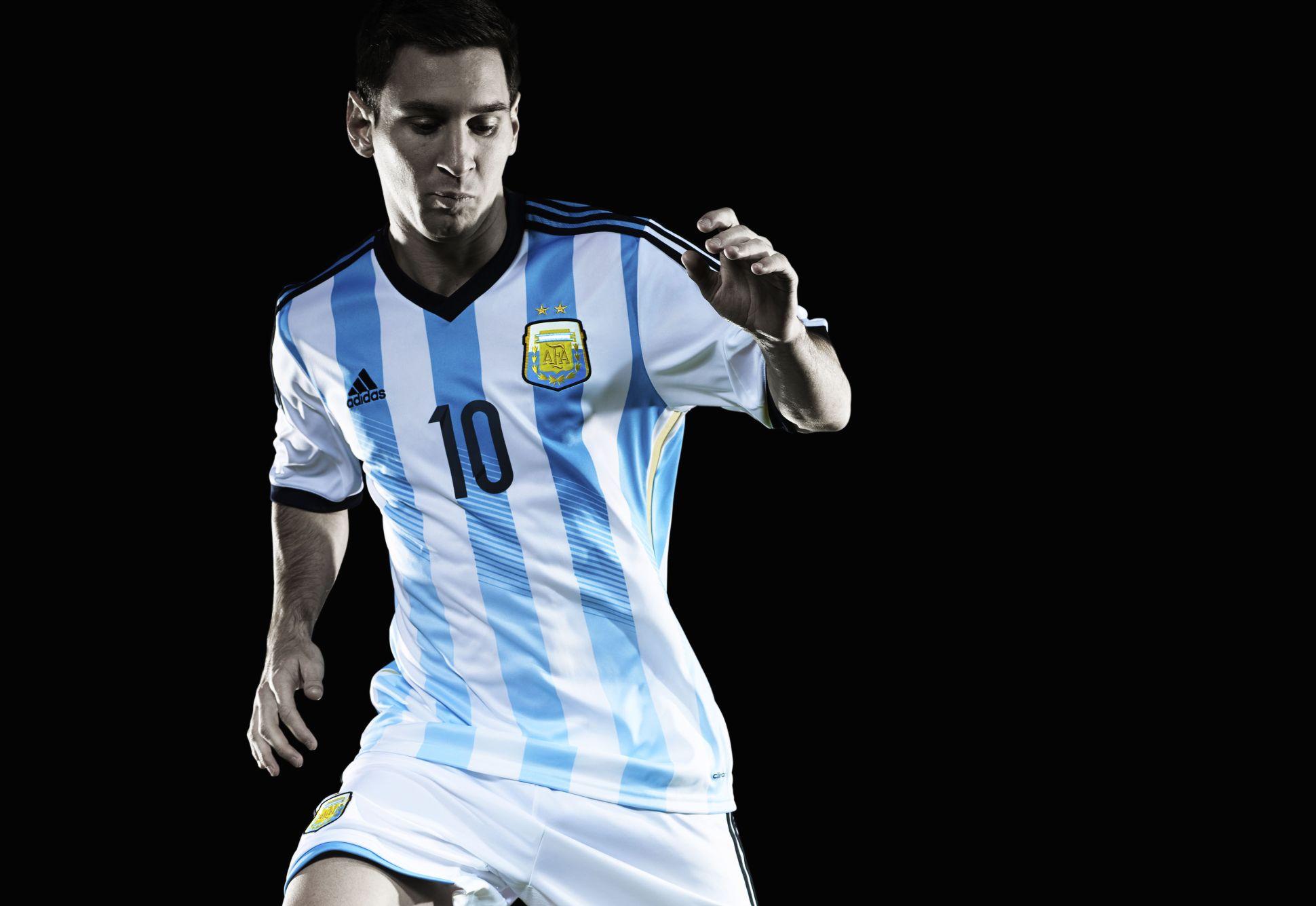 Gol de Messi - Adidas