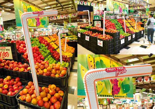 BTL - Accion de marketing en el Supermercado