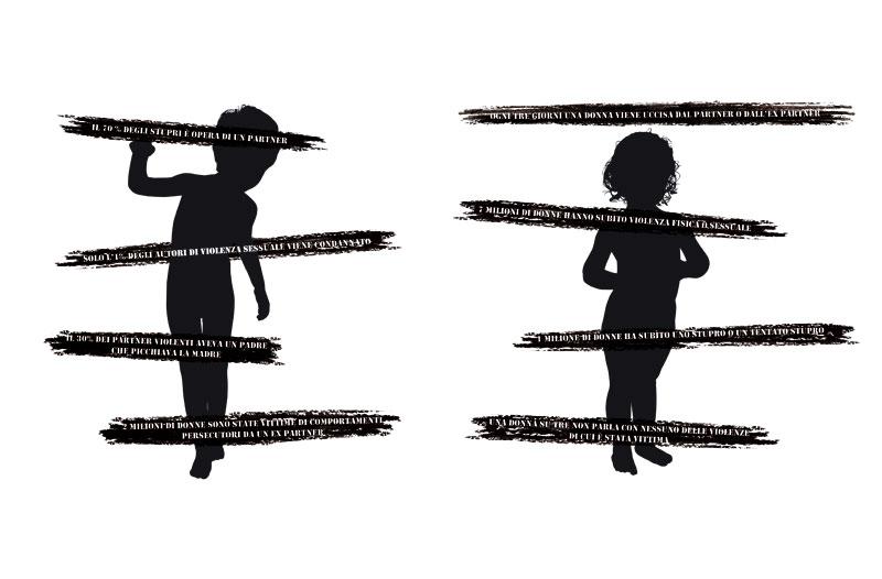 Oliviero Toscani - Campaña violencia machista o de género
