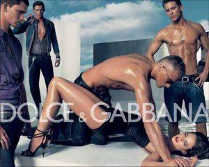 Erotismo en la Publicidad - anuncio de Dolce & Gabbana
