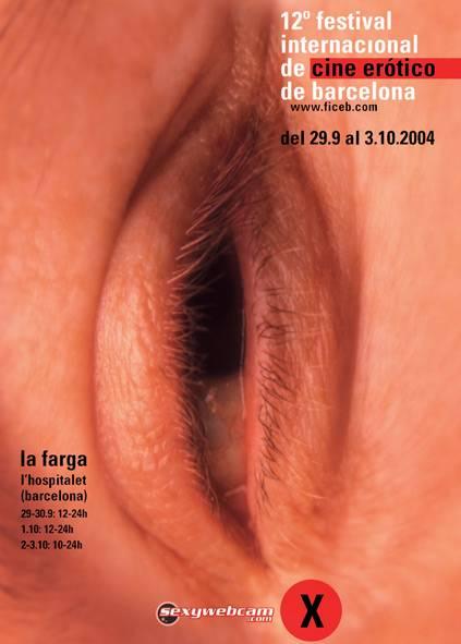 Erotismo Publicidad - Festival Erótico Barcelona