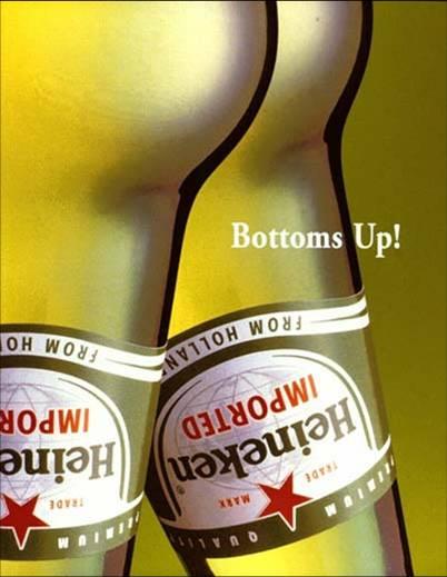 Erotismo en la Publicidad - Heineken