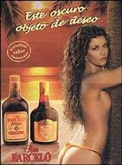 Erotismo en la Publicidad - Ron Barceló