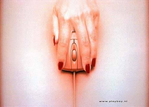 Erotismo Publicidad - Playboy