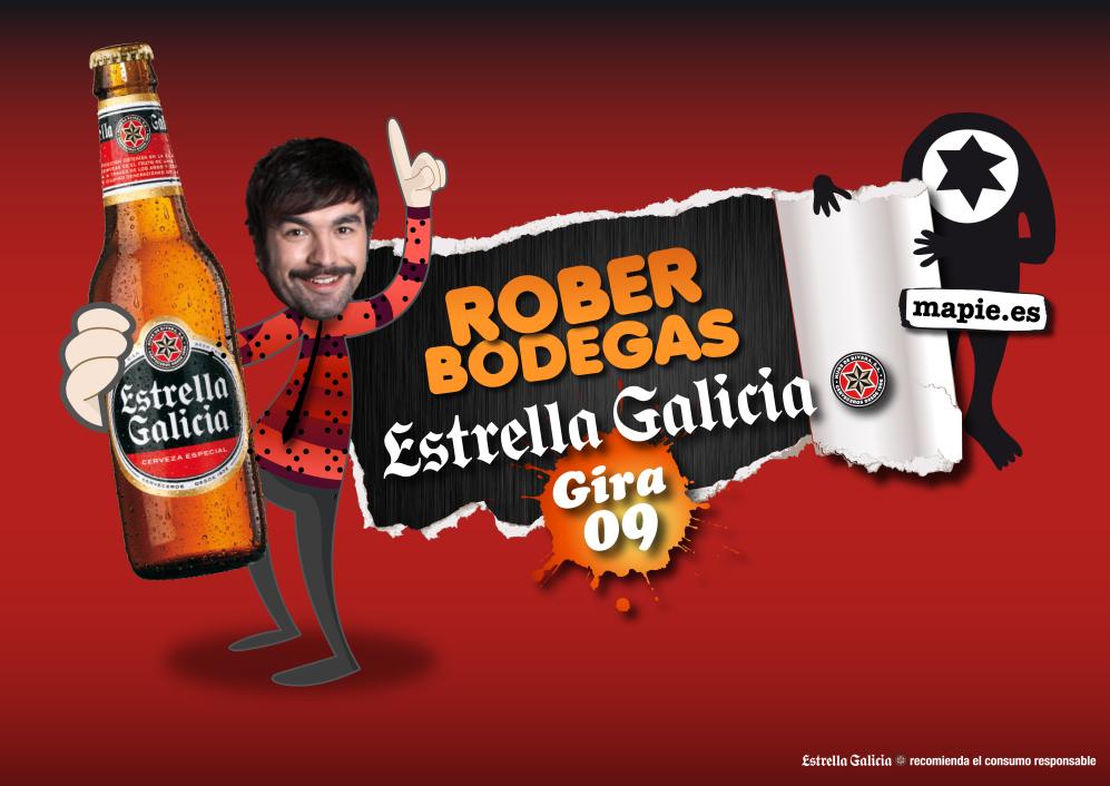 MAPIE - Estrella Galicia - Rober Bodegas