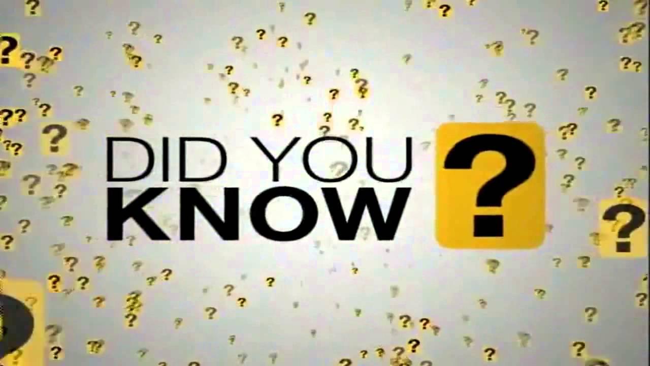 Did You Know - Video sobre las tecnologías de la información