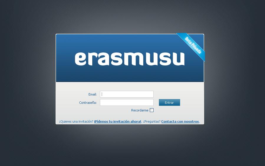 Erasmusu - Red Social Erasmus