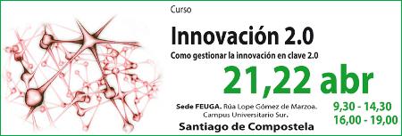 Curso Innovación 2.0 - FEUGA