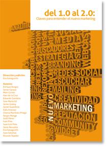 Libro Del 1.0 al 2.0 | Claves para entender el nuevo marketing