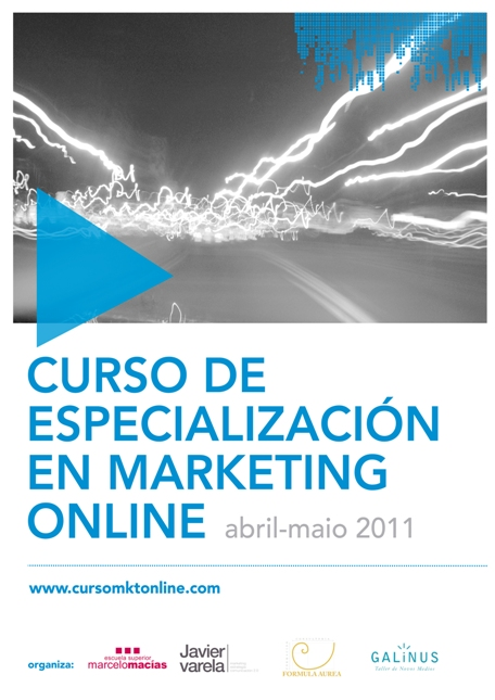 Curso de Especialización en Marketing Online - Escuela Marcelo Macías