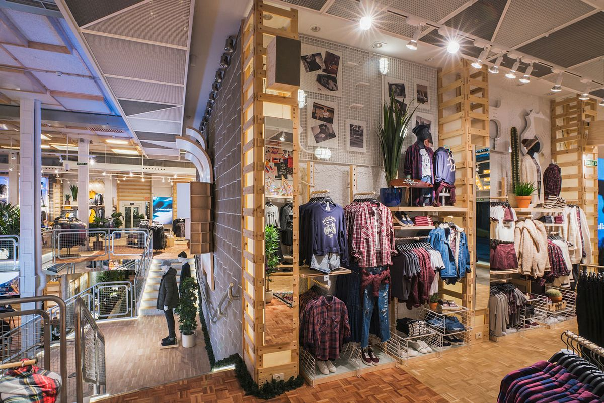 Pull & Bear - A Coruña - Tienda 2.0