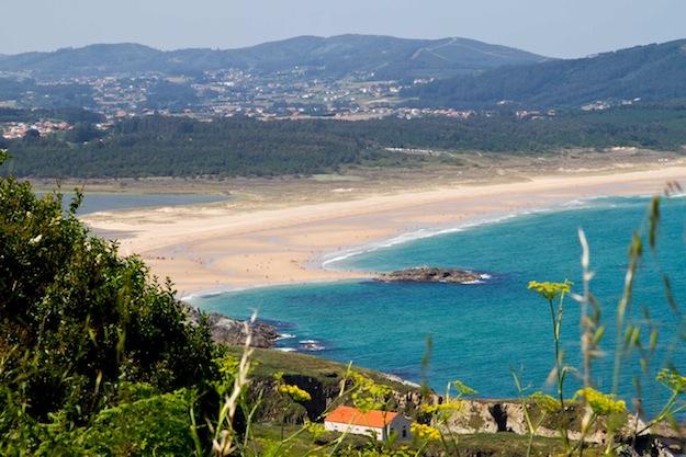 Minubetrip Ferrolterra - Playa de Valdoviño