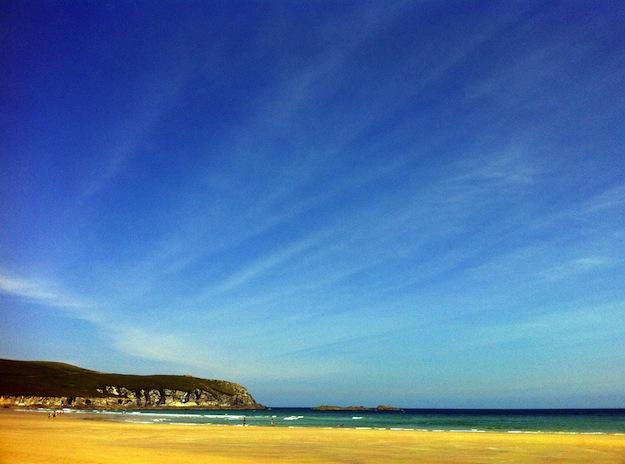 Minubetrip Ferrolterra - Playa de Pantín