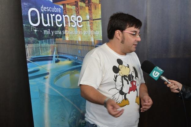Blogtrip Sabores de Ourense - Javier Varela - Alfonso Recetas de Rechupete