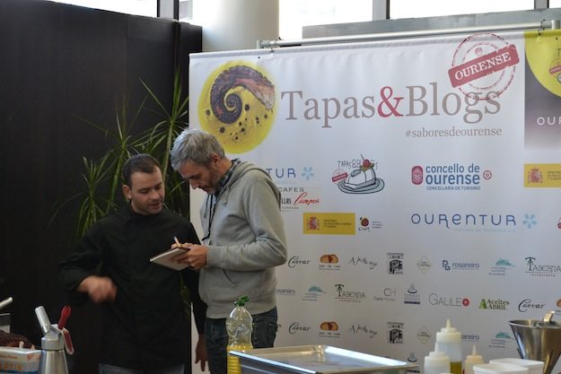 Blogtrip Sabores de Ourense - Javier Varela - Mikel Iturriaga