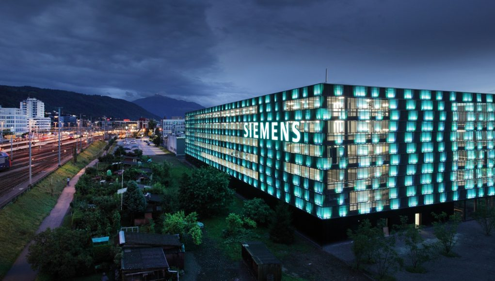 Siemens - tecnología