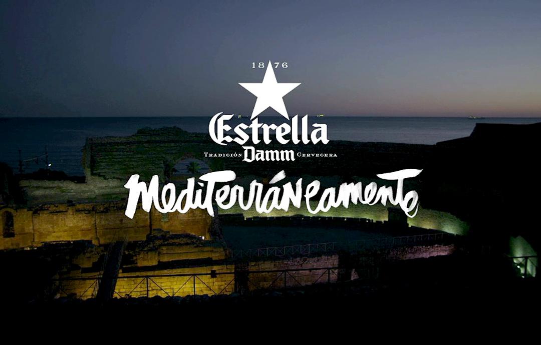 Estrella Damm - MEDITERRANEAMENTE 2014