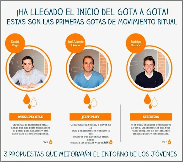 Movimiento Ritual - Emprendedores - The Orange Market