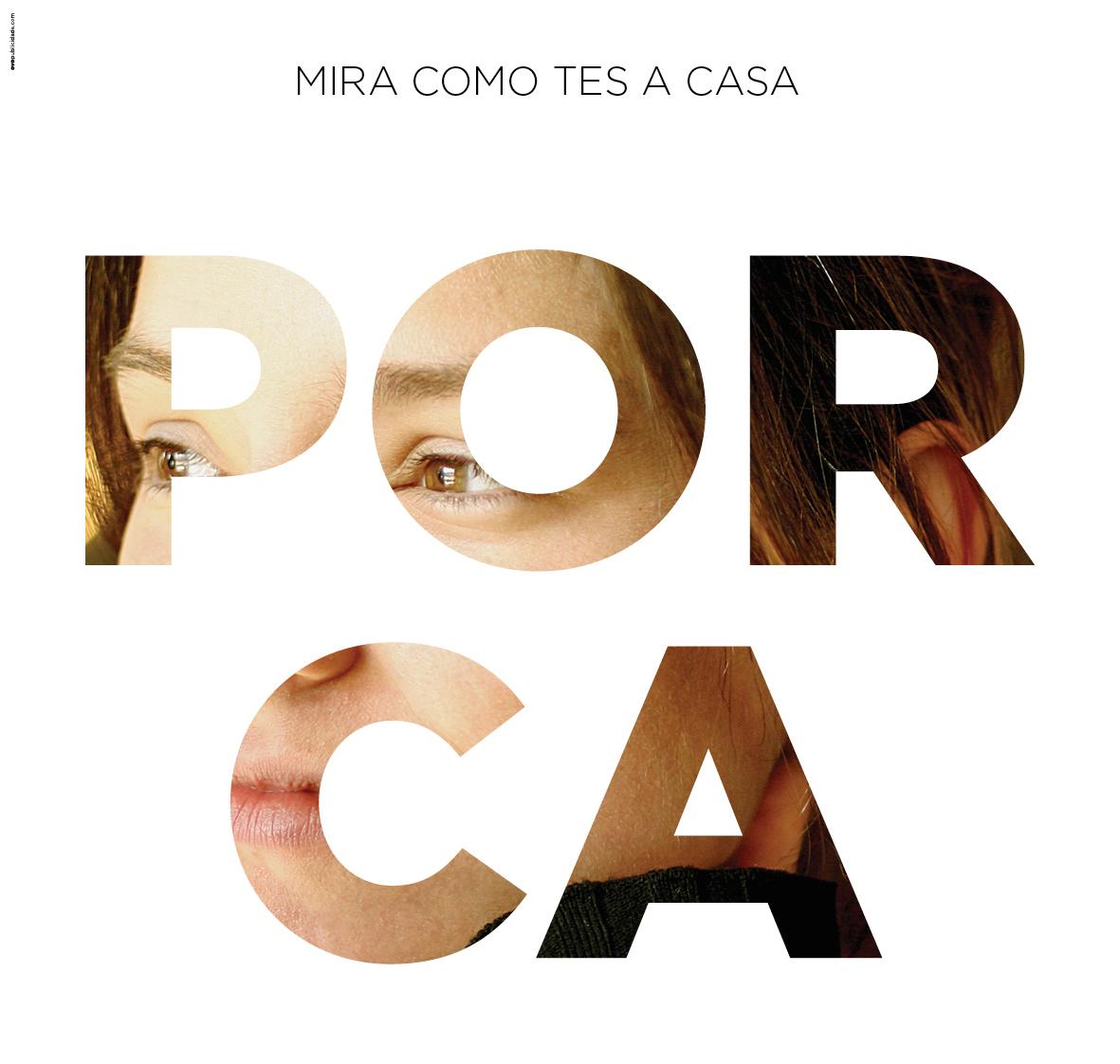 Puta - Burra - Cerda - Campaña Violencia Genero_Pontevedra_Blog the orange market