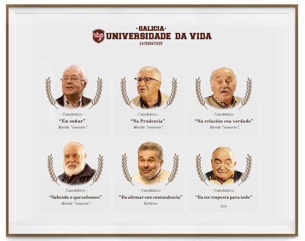 Soñemos como galegos! - Universidade da vida