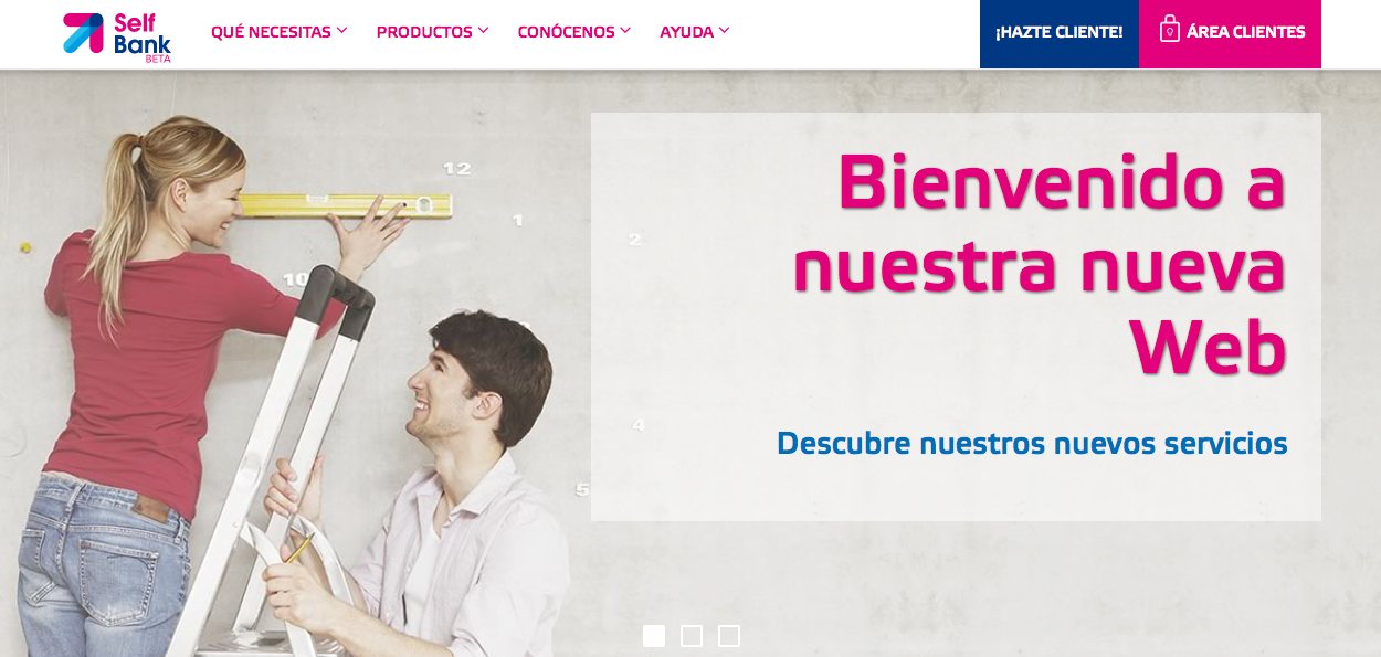 Self Bank - Banco digital online