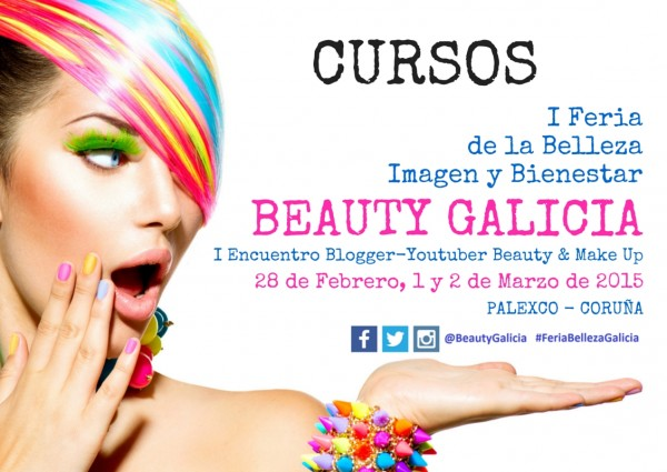 Curso Marca Personal - Javier Varela - Feria Beauty Galicia A Coruña
