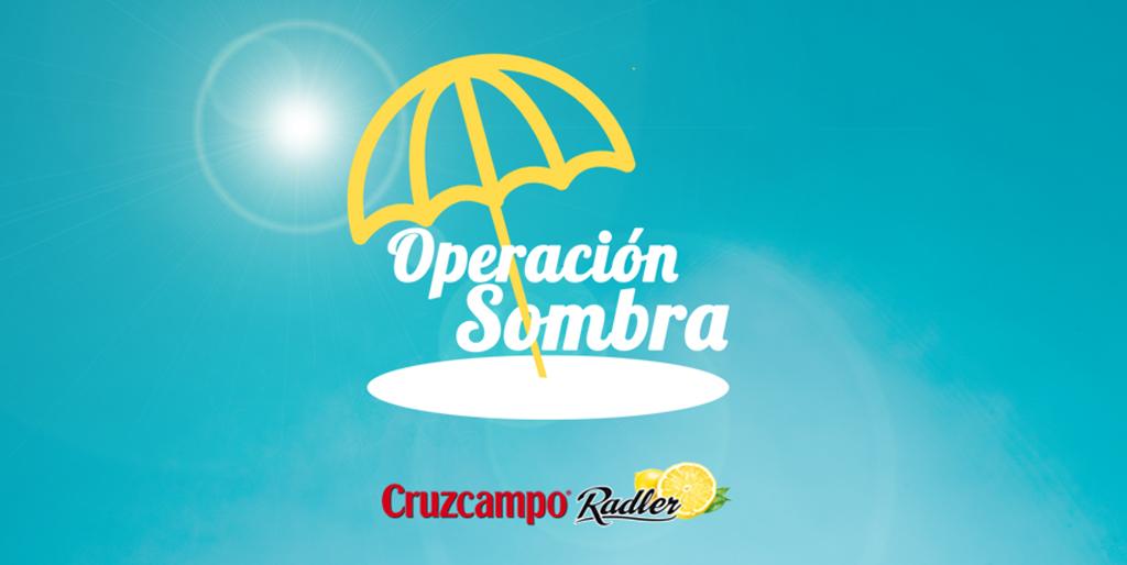 Cruzcampo Radler - Operación Sombra en Sevilla