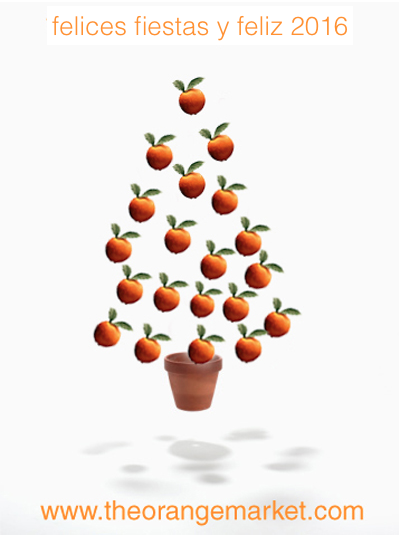 Christmas Feliz 2016 the orange market - el blog de marketing