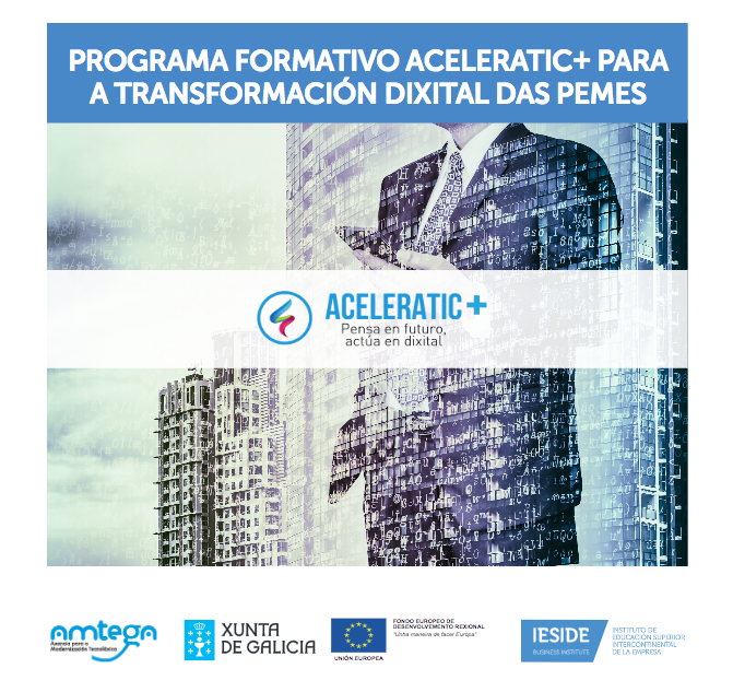 Programa AceleraTIC+ 2017 - IESIDE - AMTEGA - Javier Varela