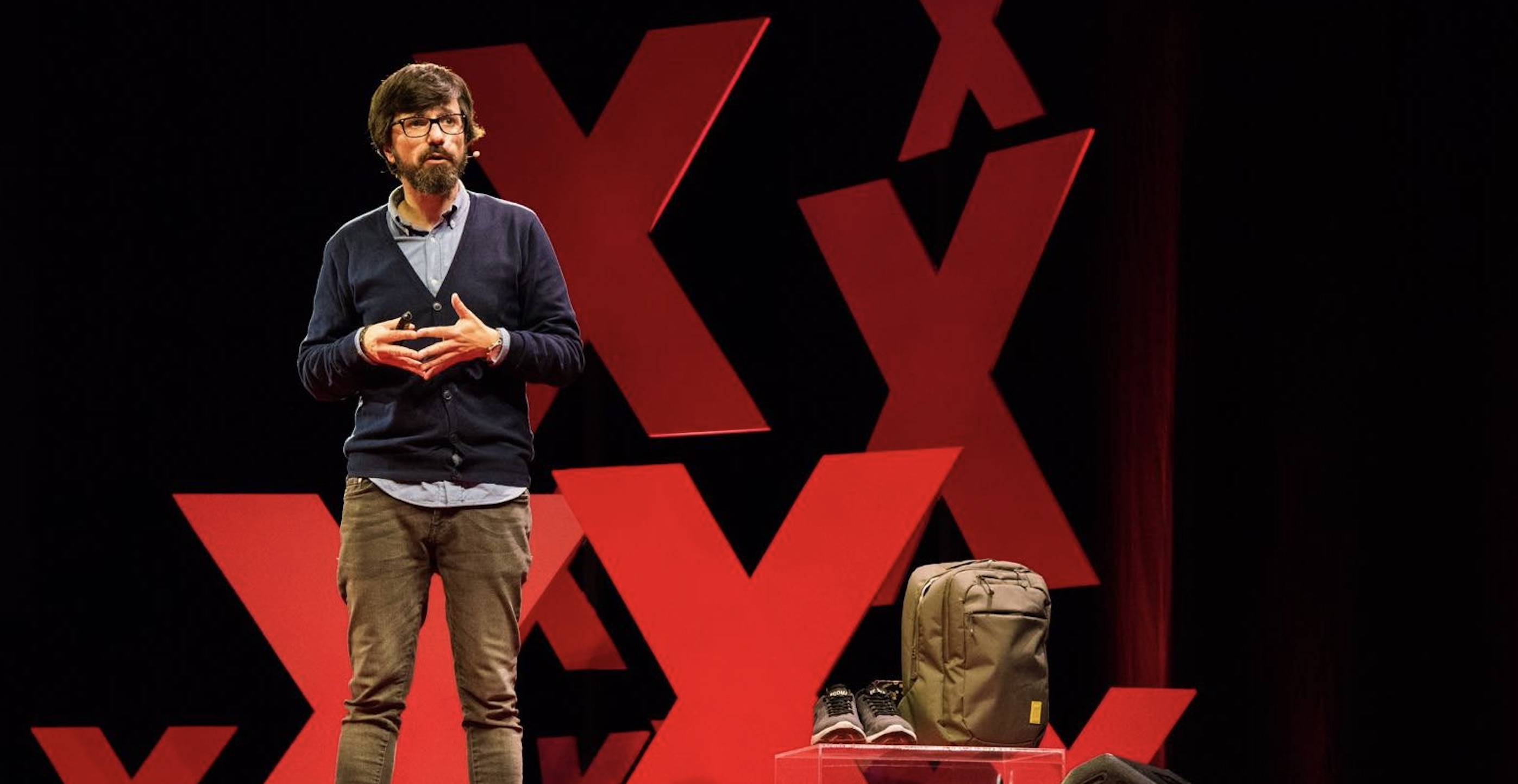TEDx Galicia - Javier Varela - Marketing Sostenible