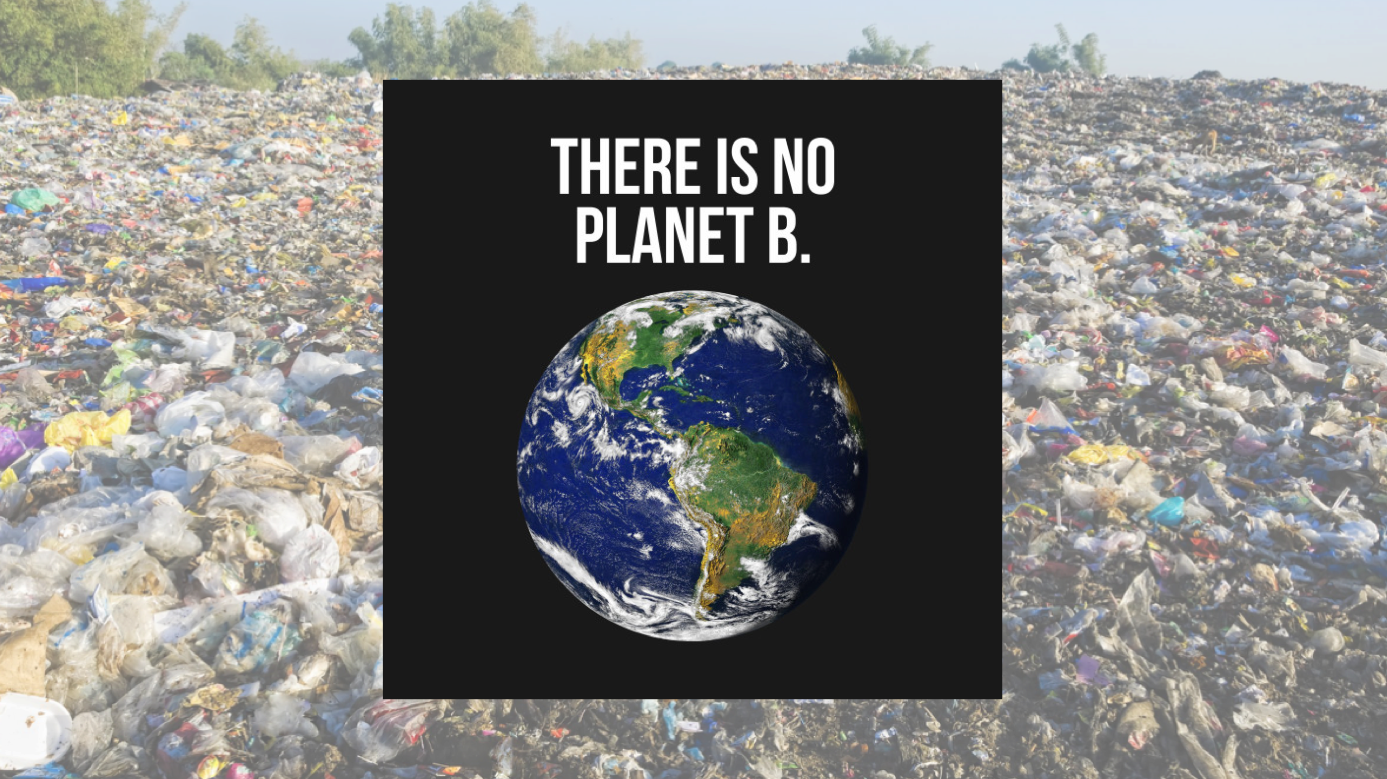 Marketing Sustentable - There is not Planet B