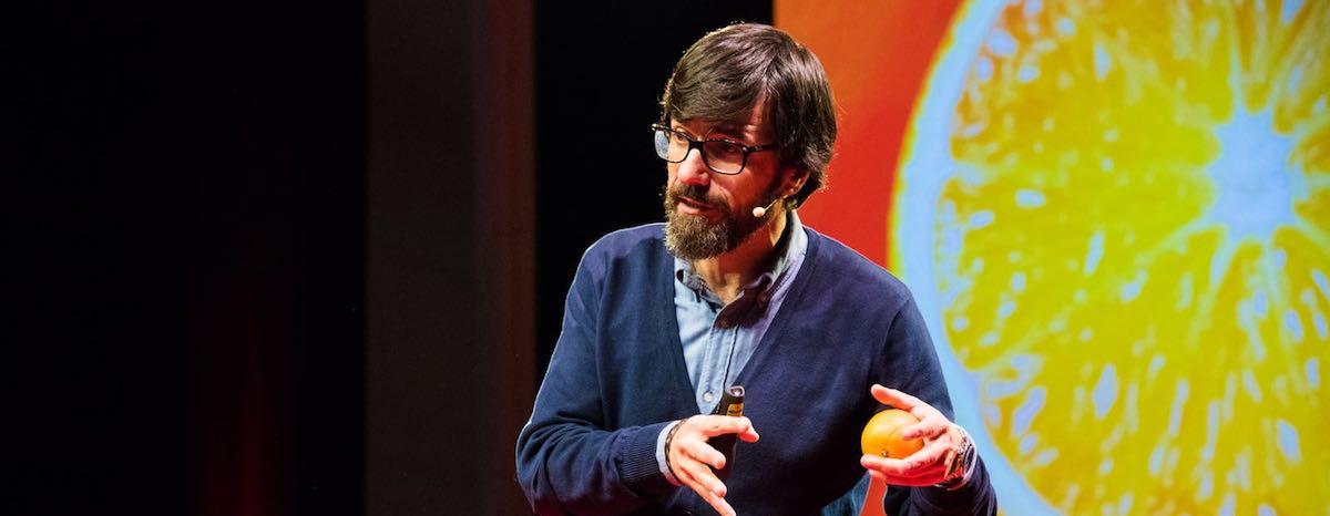 Javier Varela - TEDx Galicia