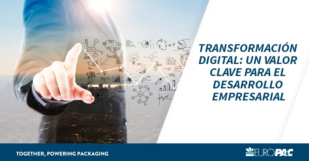 Transformacion Digital Empresas - Europac - Javier Varela