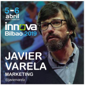 Cartel Innova Bilbao - Javier Varela - Marketing Sostenible