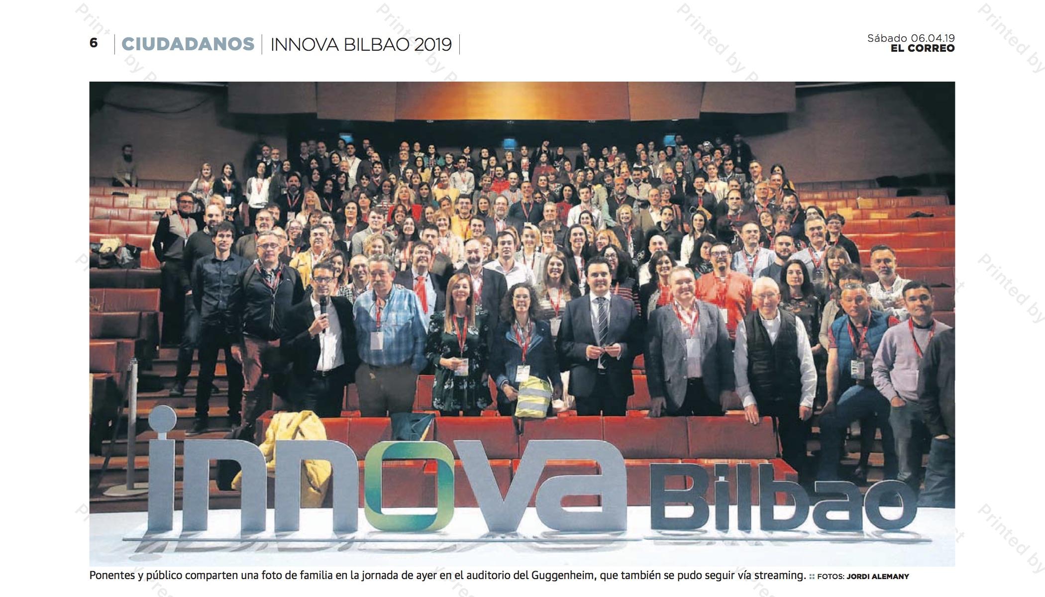 Innova Bilbao 2019 - Foto Familia - El Correo