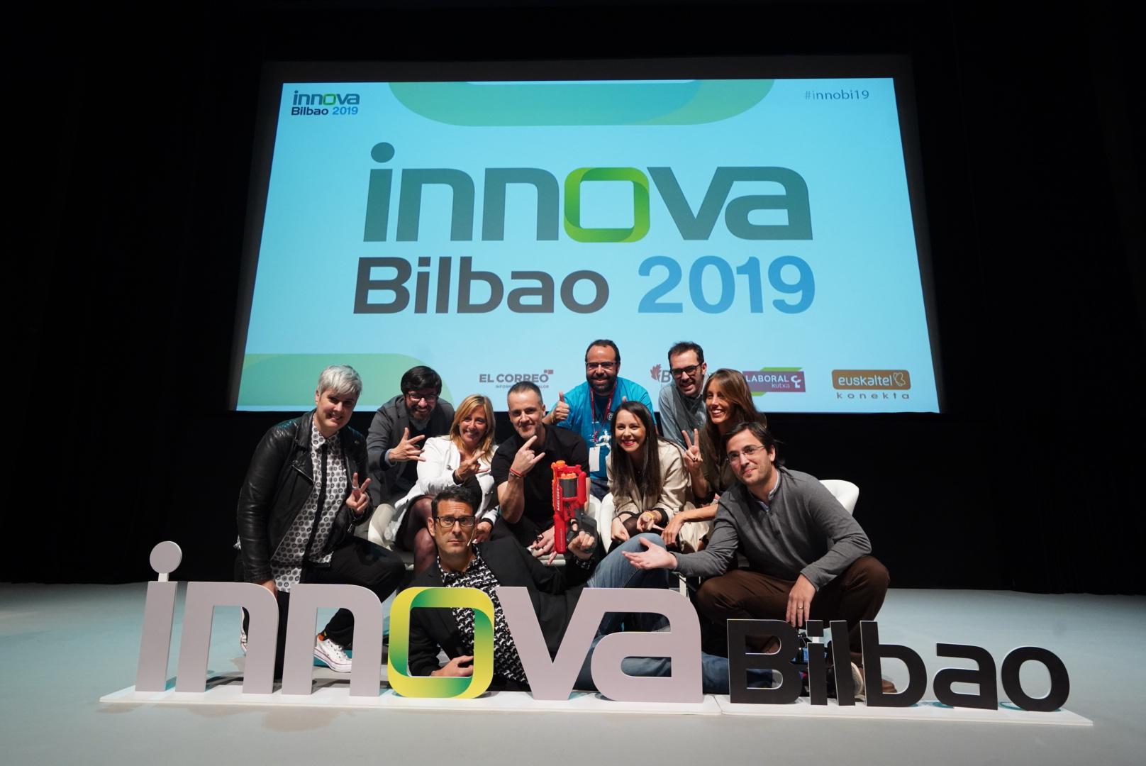 Innova Bilbao 2019 - Ponentes