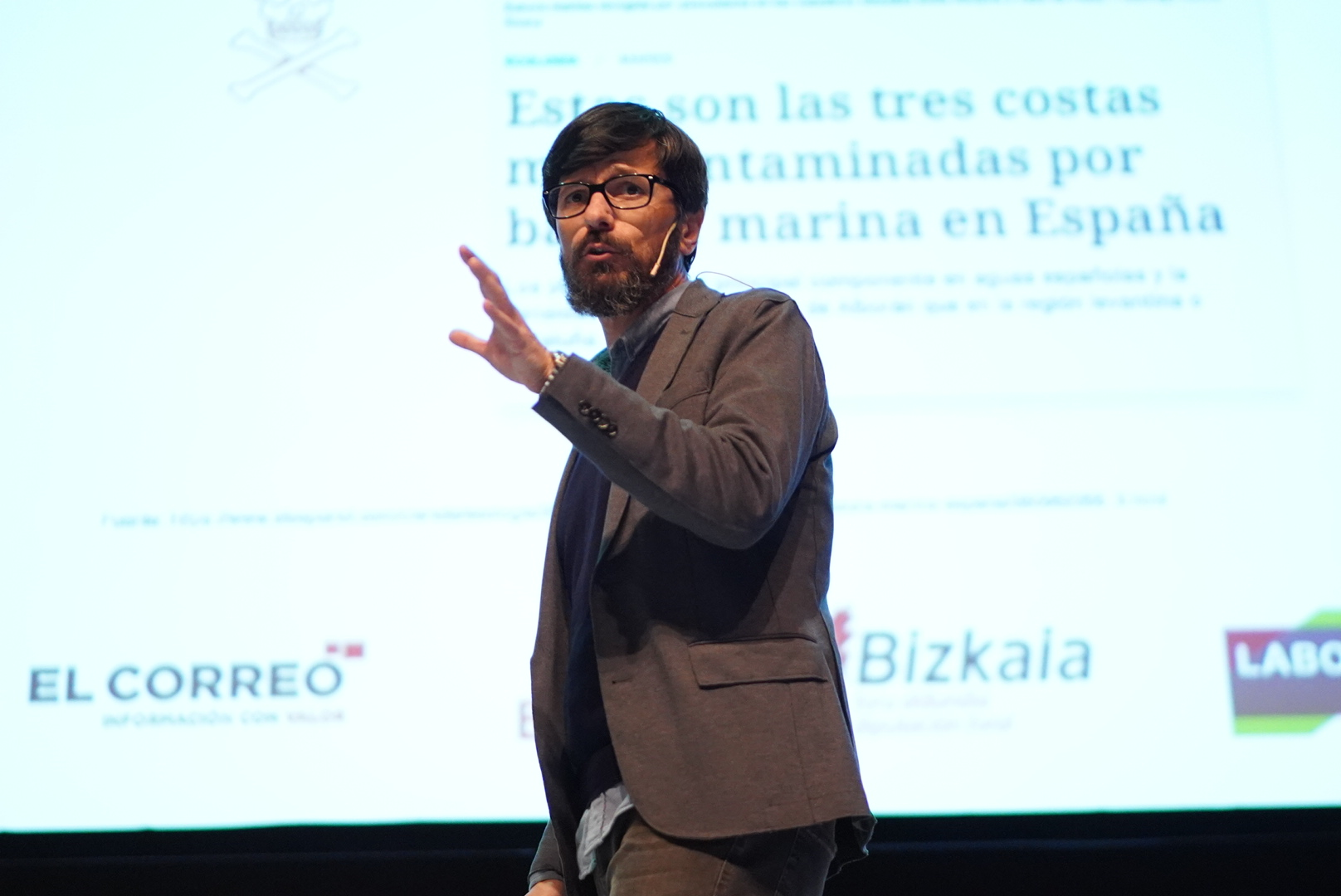 Javier Varela - Marketing Sostenible - Innova Bilbao (Museo Guggenheim)