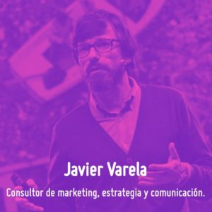 Javier Varela, ponente en el Congreso Flúor de Marketing Digital - Pontevedra